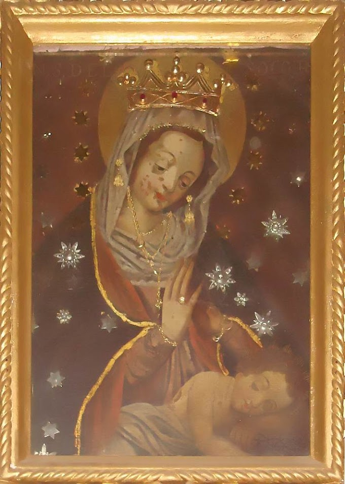 Por tercera Vez: Sacrilegio en Templo Parroquial de Guaca, robadas joyas a la Virgen del Perpetuo Socorro.