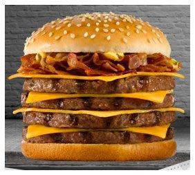 Big Mac hecha en casa!! (FotoReceta)
