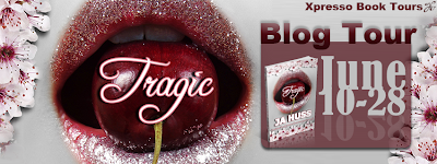 Blog Tour: Tragic (Rook and Ronin #1) by J.A. Huss