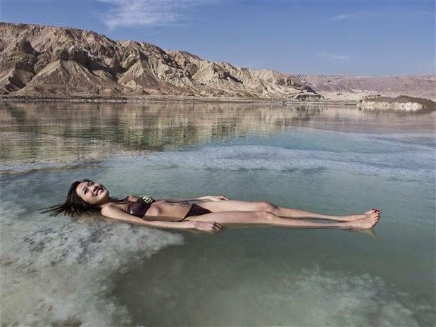 Até 2050, Israel quer ter 75% de sua água potável vinda do mar