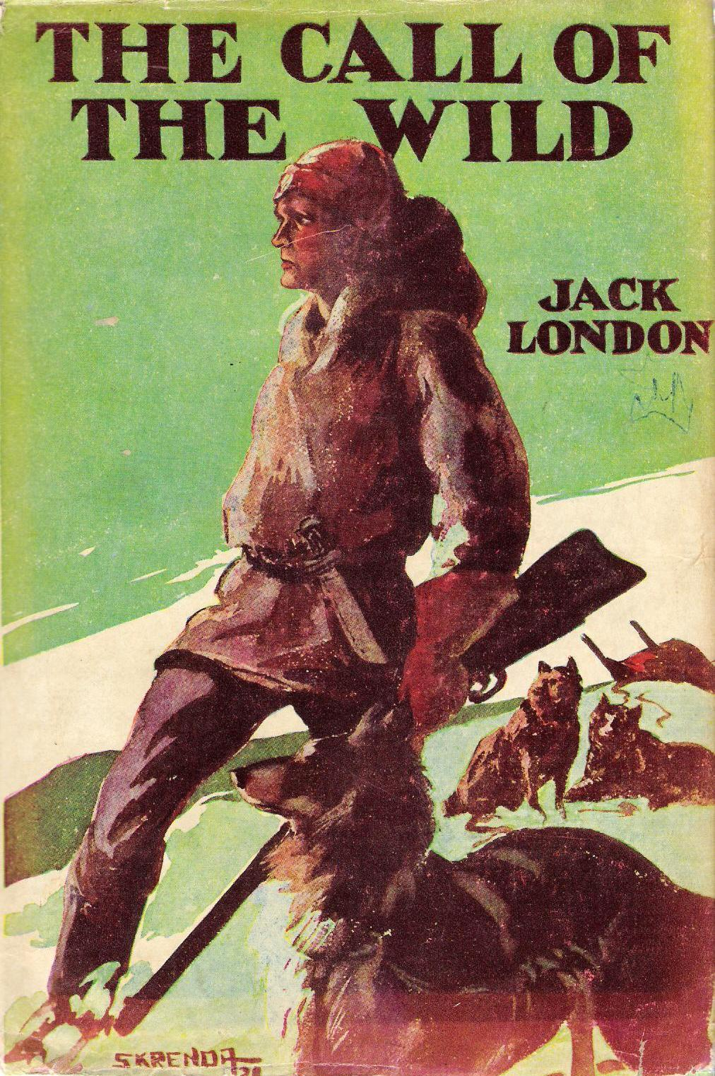 a review of call of the wild by jack london About the call of the wild, white fang & to build a fire the call of the wild—selected by the modern library as one of the 100 best novels of all time 'to this day jack london is the most widely read american writer in the world,' e l doctorow wrote in the new york times book review.