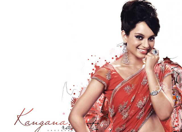 Kangana Ranaut Hot Wallpaper