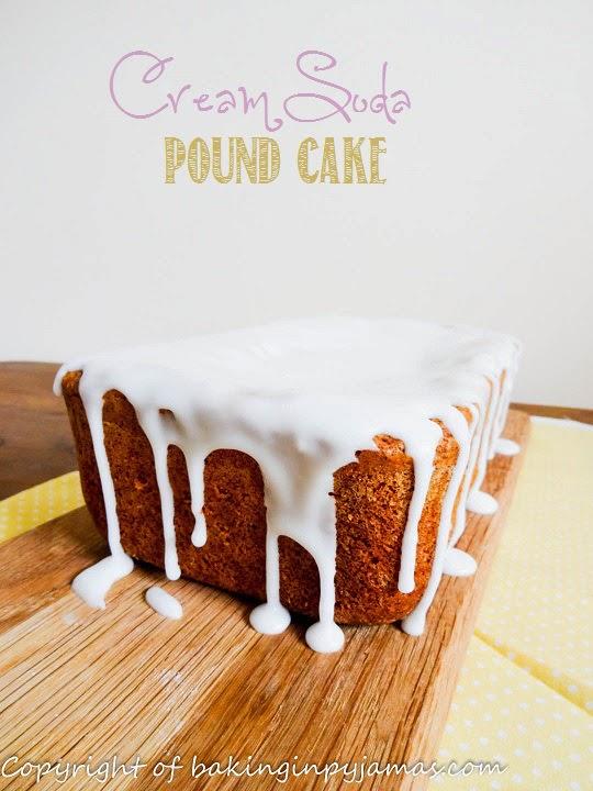 Cream Soda Pound Cake