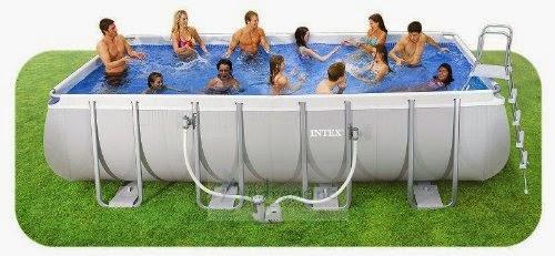 Best seller intex pools reviews intex ultra frame pools for Intex 18 x 9 x 52 ultra frame swimming pool