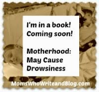 Motherhood, May Cause Drowsiness