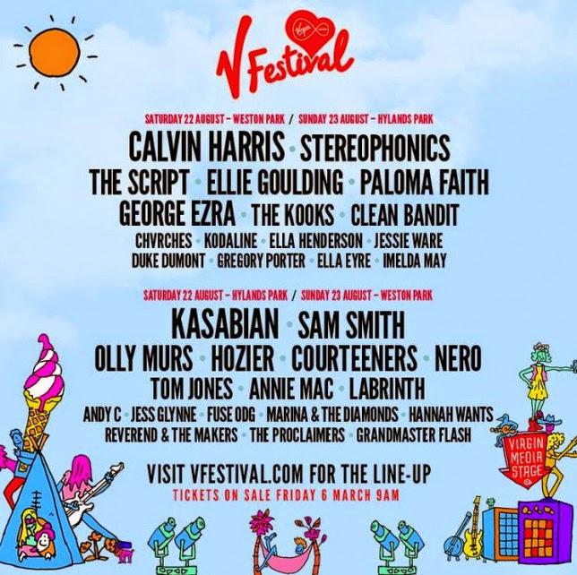 V Festival 2015 dance tent