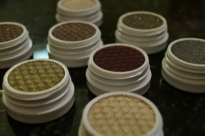 Colourpop Cosmetics Eyeshadow Pots