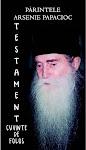Editura Areopag: Testamentul Părintelui Arsenie Papacioc