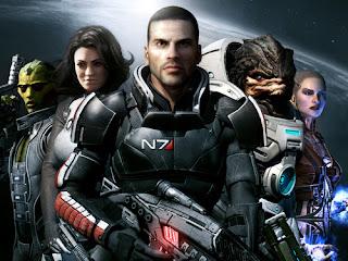New Mass Effect 3 Gameplay Trailer