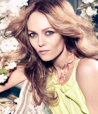 H&M Conscious colección primavera 2013 con Vanessa Paradis