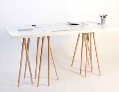 Pr cticos caballetes para mesa de estudio ideas for Caballetes para mesas