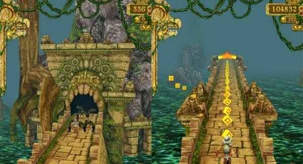 Temple Run Computer Game
