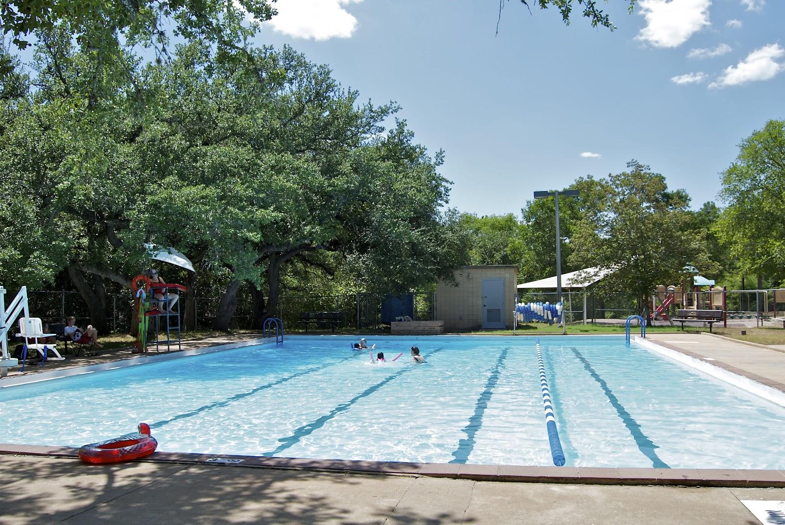 Austin Com Free Pool Feature Reed Pool