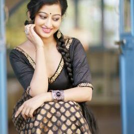 Tejaswini Prakash Actress photos in Ashokavana Kannada film