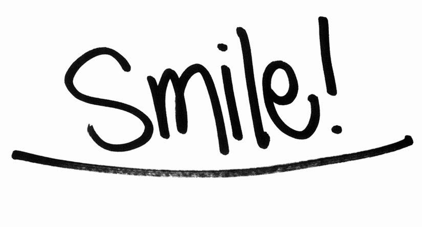 Sonríe, no cuesta nada :)