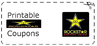 RockStar Energy Drink Coupons