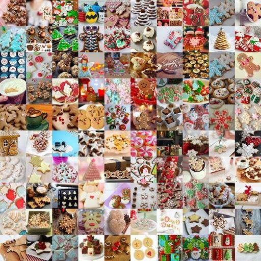 Inspiracje: Świąteczne ciasteczka