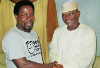 The Deal Brokered By TB Joshua Between Jonathan And Al-Mustapha