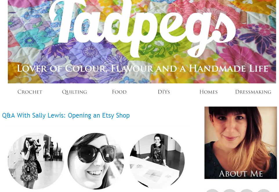 http://tadpegs.blogspot.co.uk/2014/01/q-with-sally-lewis-opening-etsy-shop.html