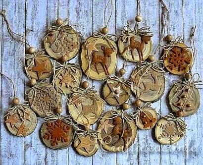 bizuteria z drewna