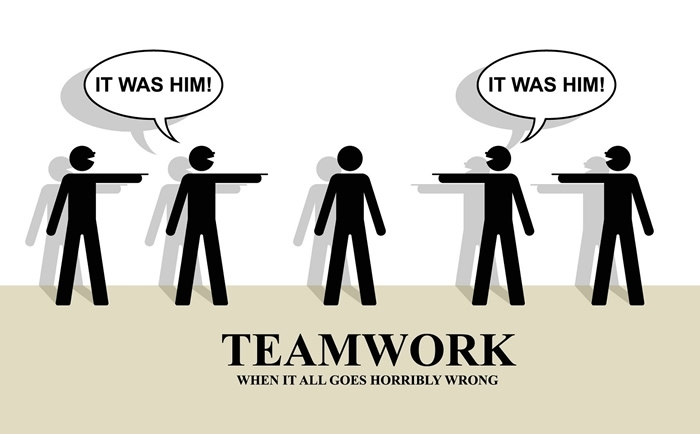 Teamwork Goes Wrong