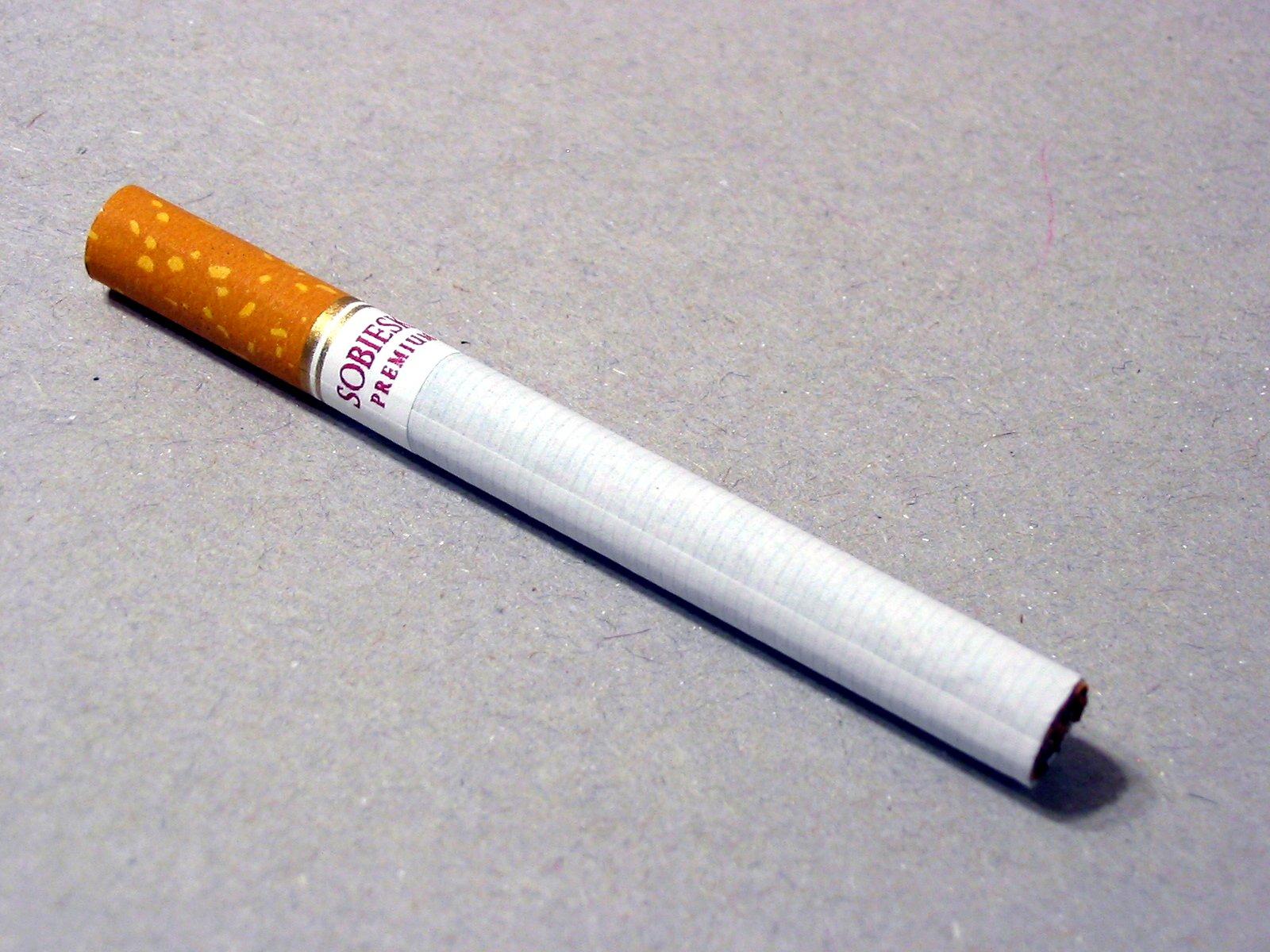 Smoking and stroking