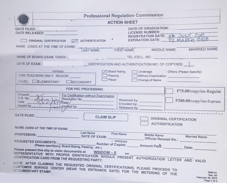 Info Seeker Hub How To Get Certified True Copy Of Prc Documents