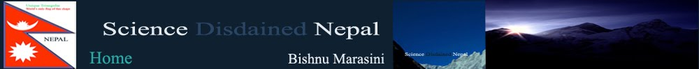 Science Disdained Nepal