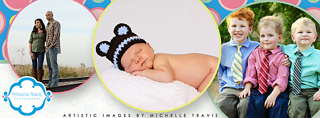 Michelle Travis Photography - Family Children Newborn and Maternity Photographer Altus OK