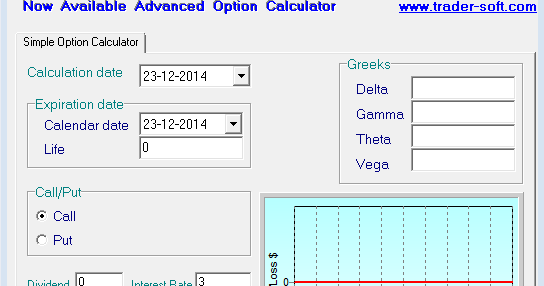 Nse stock options calculator