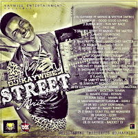 DJ KAYWISE - STREET MIX