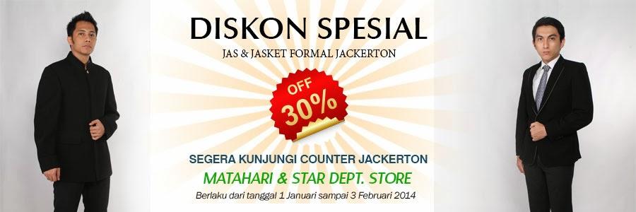 Promo Jackerton Di Matahari Dept Store Jas Formal