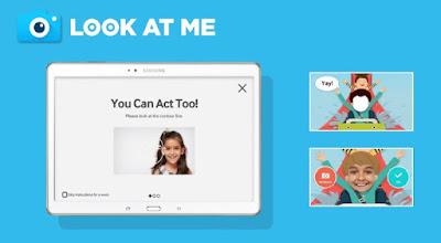 aplikasi look at me untuk anak autis