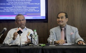 Tan Sri Musa Hassan kini menyertai Majlis Keselamatan Pakatan Rakyat