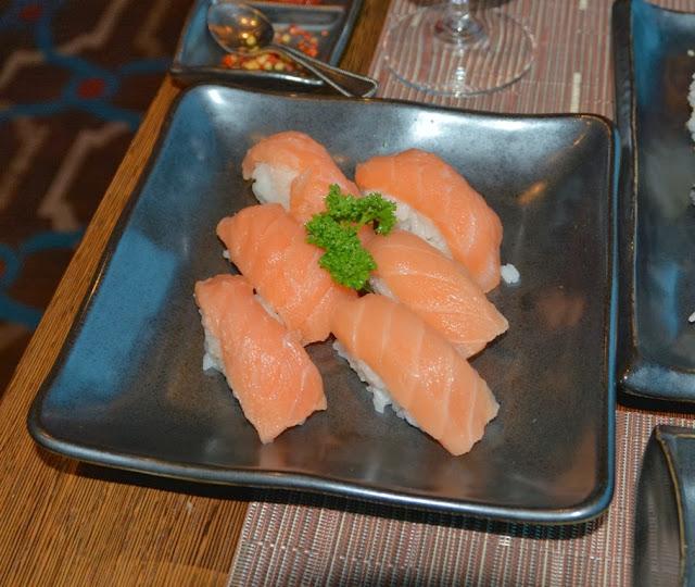 Silk Harvest Nigiri Sushi