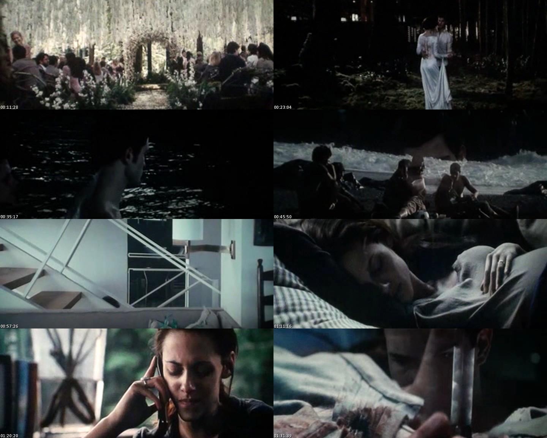 La Saga Crepúsculo: Amanecer (Parte 1) (2011) [TScreener HQ] [Español]