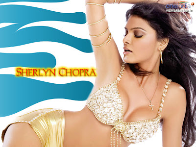 Sherlyn Chopra Wallpapers 2010
