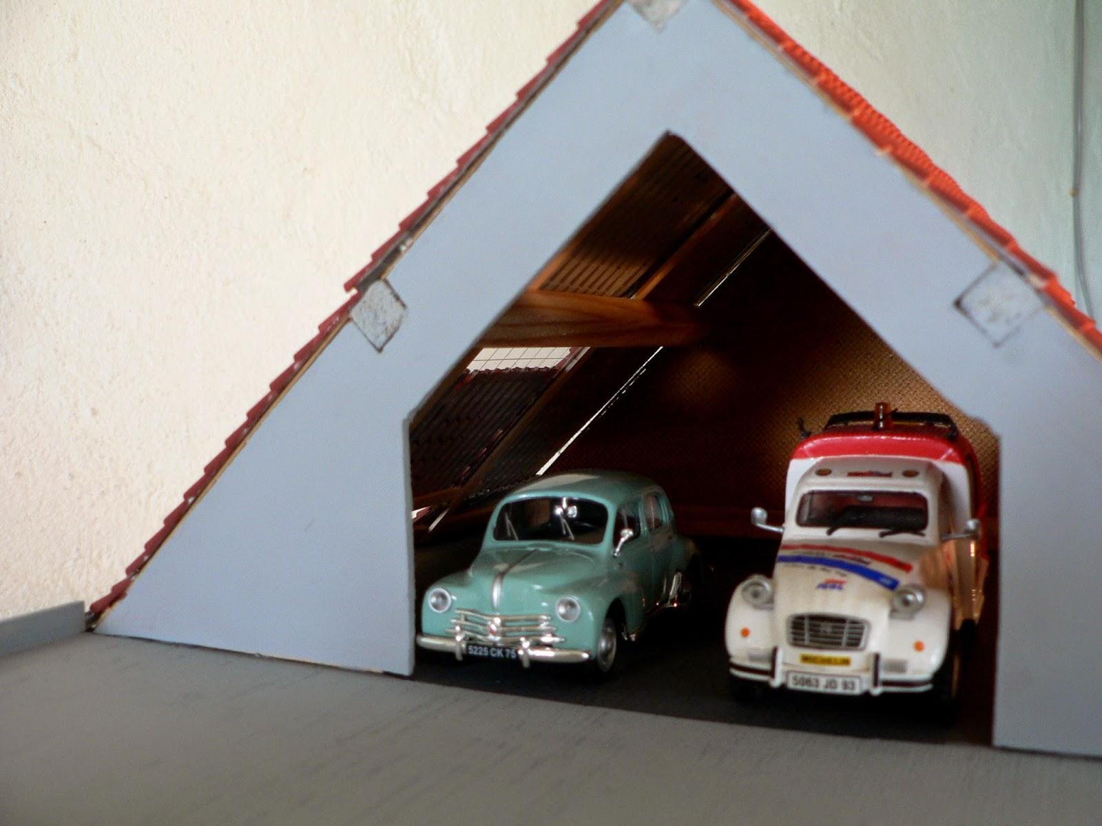 Collections maquettes et figurines du bois du lac le garage moderne - Les vehicules du garage moderne ...
