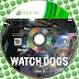 Label Watch Dogs Disc 2 Xbox 360