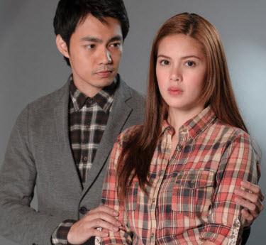 Shaina Magdayao and ron Morales Love Angle in Kung Ako'y Iiwan Mo