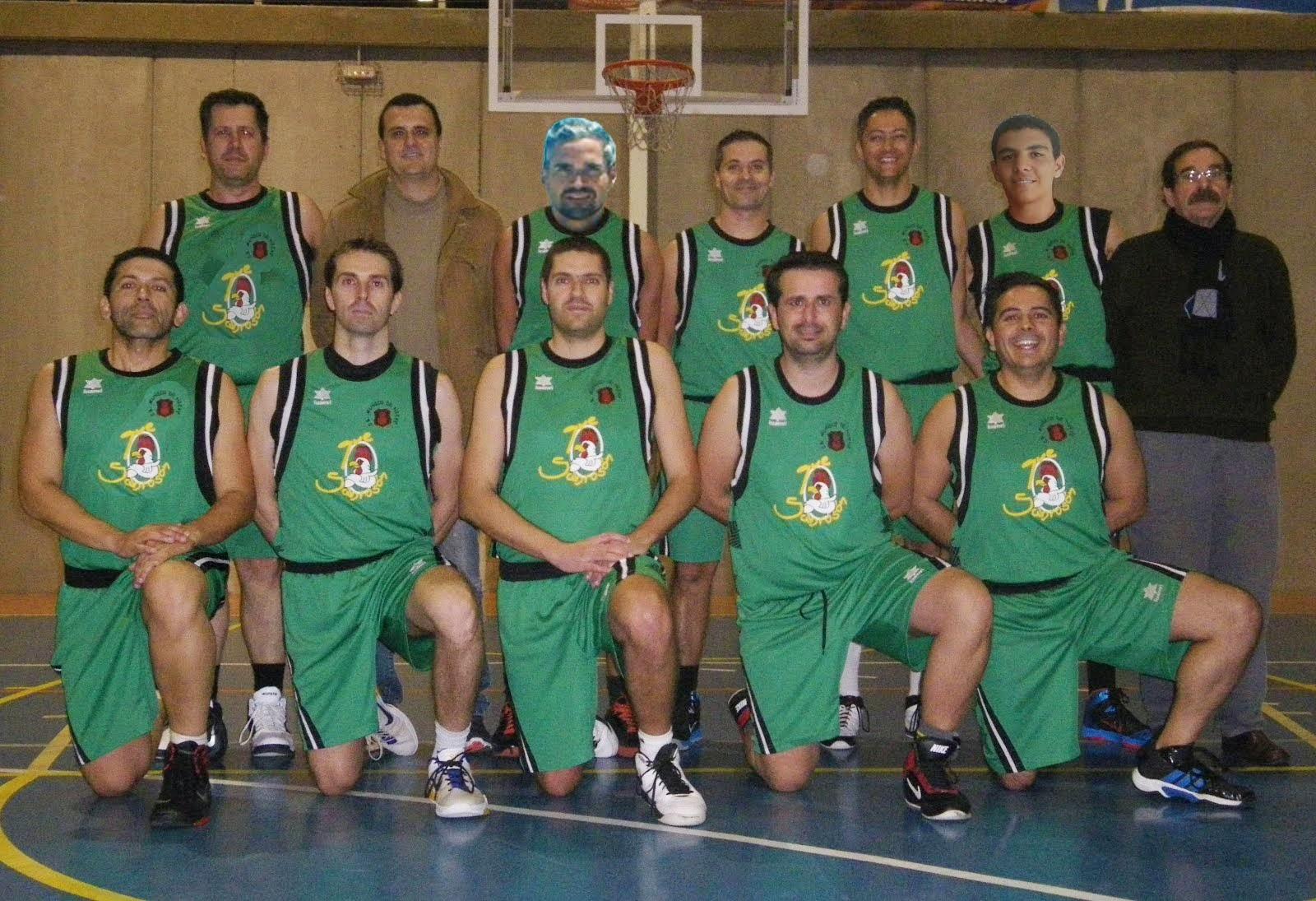 Plantilla CB Muñeco de Nieve 14-15