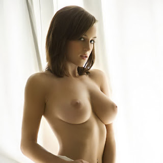 Rosie Jones topless in her 2009 calendar show big boobs