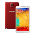Red and Rose Gold Samsung Galaxy Note 3 officially unveiled