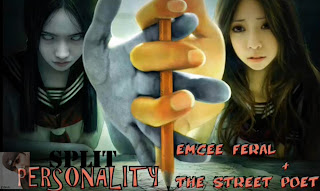 Split Personality - Emcee Feral & The Street Poet free download