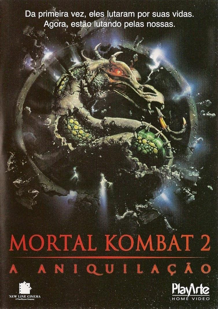 Mortal Kombat 2: A Aniquilação – Dublado (1997)