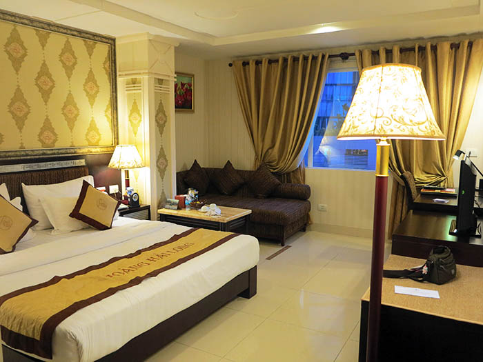 Hoang Hai Long Executive Room
