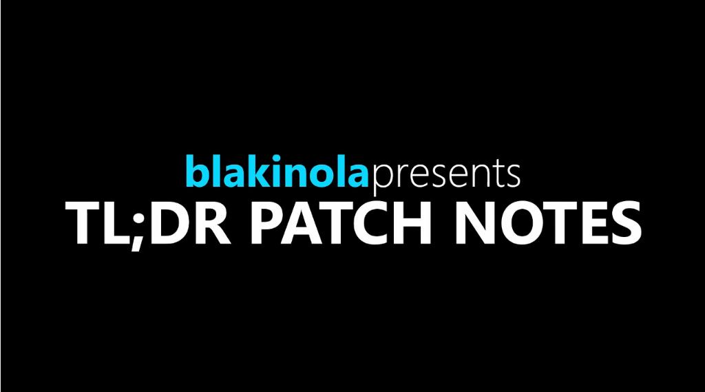 Patch 65 Notes TL;DR r/leagueoflegends - reddit