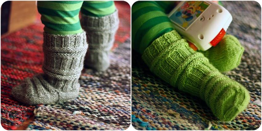 Vauvan sukan kantapää