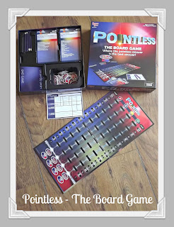 Pointless, Pointless game, board game, general knowledge, review, 10 years +