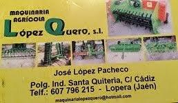 Maquinaria Agrícola López Quero S.L